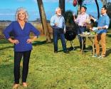 Paula Deen Makes Weight Loss A Family Affair