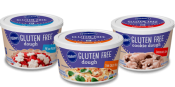 Gluten-free Pizza & Cookie Dough From Pillsbury