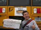 Meet The World's Largest Pizza Box Collector