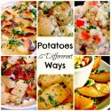 Potatoes 6 Different Ways