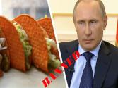Mighty Taco 'putin' It's Foot Down