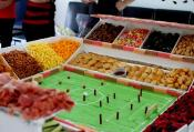 Ideas To Build Your Own Super Bowl Snack Stadium!