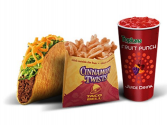 Taco Bell Bids Good Bye To Kids' Meals