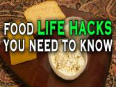 5 Timely Tips From Food Hackers