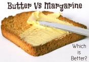 Which Is Better – Margarine Or Butter?