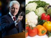 Bill Clinton Advocates Veganism