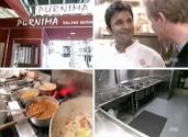 Vikas On Kitchen Nightmares!