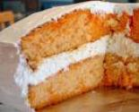 Orange Icebox Cake