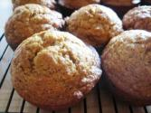 Crunchy Top Applesauce Muffins