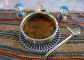 Low-calorie, Low-fat, Low-sodium Drumstick Leaves Sambar