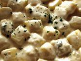 Gnocchi In Fontina Sauce
