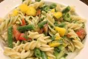 Hot Pasta Salad