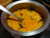 Raw Banana Kaalan (a Traditional Kerala Curry)