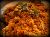 Spicy Masala Fish Eggs