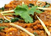 Indian Baingan Bharta