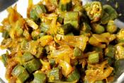 Indian Bhindi Ki Subzi