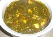 Indian Palak Paneer