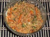 Indo - Chinese Fried Rice - Fusion