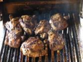 Infrared Grilled Greek Shicken