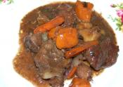 Irish Mutton Stew
