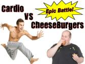 Is Cardio As Bad As Eating Cheese Burgers