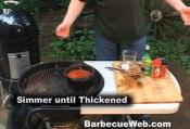 Beer And Jalapeno Barbecue Sauce