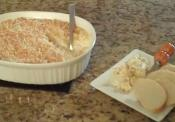 Baked Cheese And Jalapeno Pepper Dip