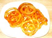 Sweet Jalebi