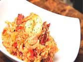 Red Creole Jambalaya