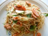 Japanese Salmon And Noodle Salad