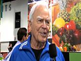 Jay Kordich & Kimber Mahon At Natural Products Expo West