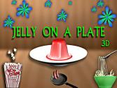 Jelly On A Plate 3d | 3d English Nursery Rhymes For Kids With Lyrics