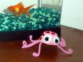 How To Make An Egg Carton Jelly Fish