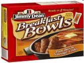 Jimmy Dean Breakfast Bowls Pancakes And Sausage Links Review