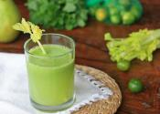Kale Avocado Smoothie 