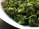 Kale Chips With Kids