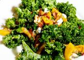 American Kale Salad Part 1- Chopping Kale