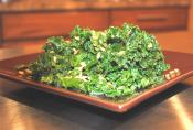 Kale Salad For Holidays