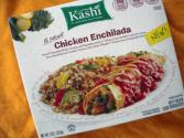 Kashi Frozen Entrees Chicken Enchilada Review