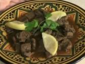 Moroccan Lamb Liver In Spiced Sauce