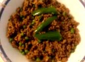 Keema Matar
