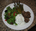 Lamb And Beef Keftedes