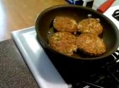 Kelly&#039;s Salmon Cake&#039;s (patties)