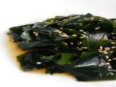 Raw Kelp Salad