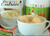 Shelf Reliance Food Storage: Kelsey Nixon Creamy Chicken Noodle Soup With Dumplings