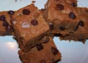 Kid Friendly Gluten-free Peanut Butter Chocolate Brownies