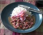 Kidney Bean Stew
