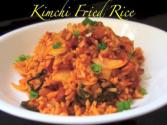 Kimchi Fried Rice For Jamie Oliver / Uncle Ben's Food Tube Star