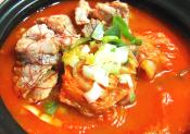 Kimchi Stew (quick And Easy With Tuna), 김치 찌개