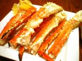 Easy Baked King Crab Legs With Garlic Lemon Butter Sauce